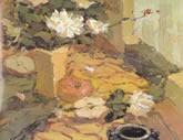 中国美术学院水彩静物欣赏039