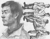 中国美术学院考生优秀素描试卷016