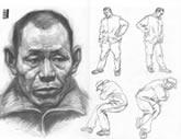 中国美术学院考生优秀素描试卷019
