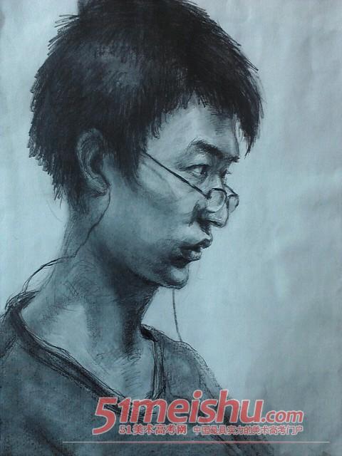 宁波风水堂画室 结构素描石膏