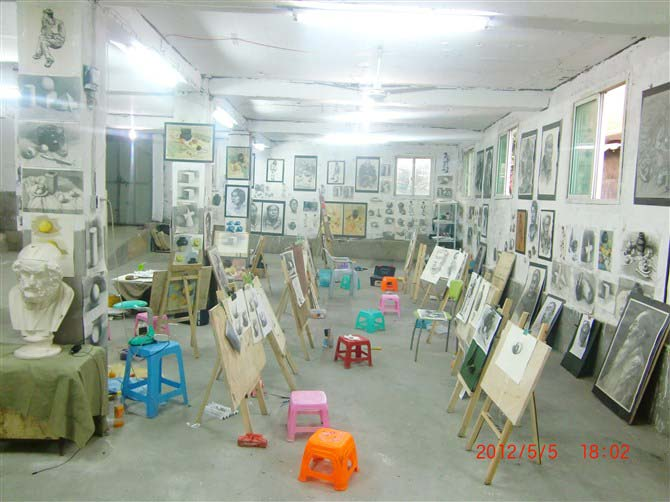 福建泉州零度畫室