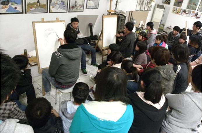 北京新艺印象画室