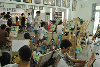 重庆韦轮画室