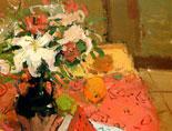 《国美视界  考前色彩教学笔记》罐子花束西瓜的色彩静物写生