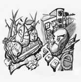 创意速∑ 写学生作品04