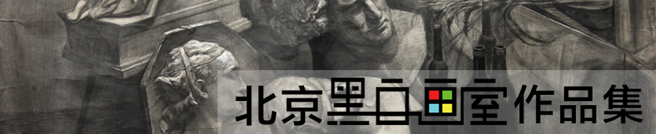 北京黑白画室速写作品专题库
