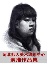 【全国十佳画室】河北师大美术高考培训中心素描作品专题库