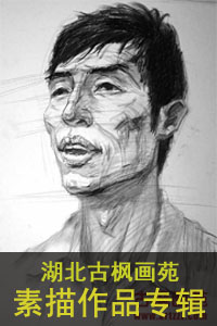 【全国十佳画室】湖北古枫画苑素描作品专辑
