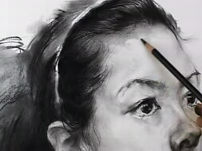 四步骤画好美术高考素描头像