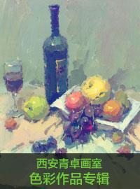 【全国十佳画室】西安青卓画室色彩作品专辑