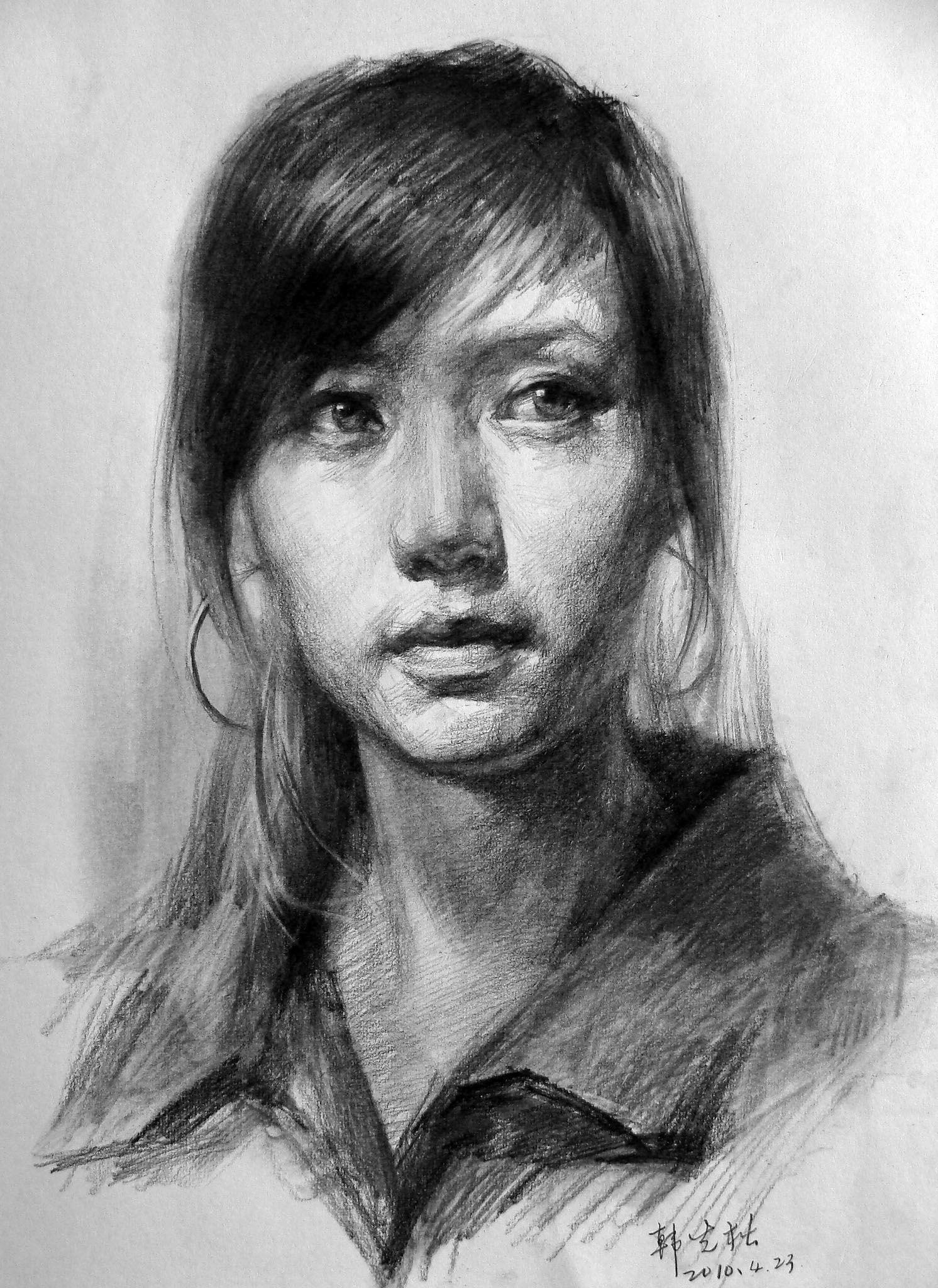 北京成人美术培训 零基础素描油画班