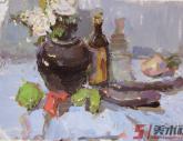 中国美术学院2012年【色彩静物】高分试卷(125p)