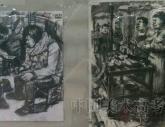 四川美术学院2013年【速写】高分试卷(6p)
