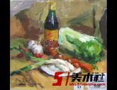 天津美�g�W院2005年-2006年【色彩�o物】高分�卷(52p)
