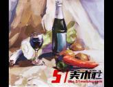 天津美�g�W院2003年【色彩�o物】高分�卷(33p)