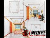 天津美�g�W院1998-2001年【�O�】高分�卷(8p)