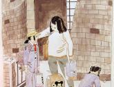 中央美术学院2010年【创作/家有乐事】高分试卷(33p)