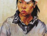 中央美术学院2010年【色彩头像】高分试卷(24p)