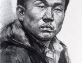 中国美术学院2010年【素描头像】高分试卷(40p)