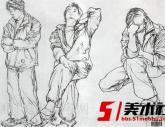 天津美�g�W院2003年【速��】高分�卷(33p)