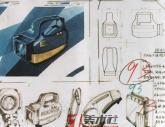 湖北美院1998年-2001年【设计】高分试卷(4p)