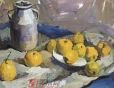 中国美术学院1998年-2001年【色彩静物】高分试卷(19p)