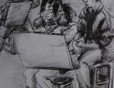 四川美术学院2009年【创作基础】高分试卷(65P)