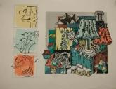 鲁迅美术学院2014年【色彩装饰画】高分试卷(沈阳校区)(三)(32P)