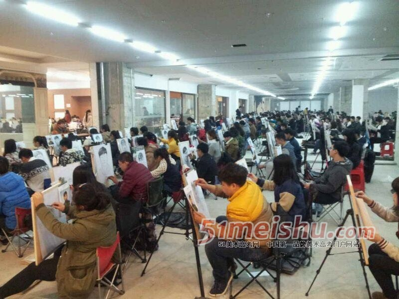 2015年辽宁省美术联考模拟考试今日开考