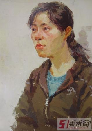 清华美院美术学院2015年【造型色彩】高分试卷