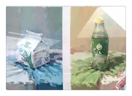 四川美术学院2015年【设计色彩】高分试卷(设计类)