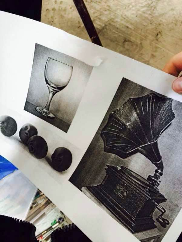 鲁迅美术学院2016年设计类专业校考考题(杭州考点)