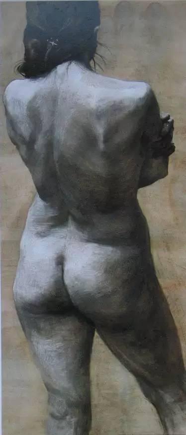 中央美院优秀素描作品