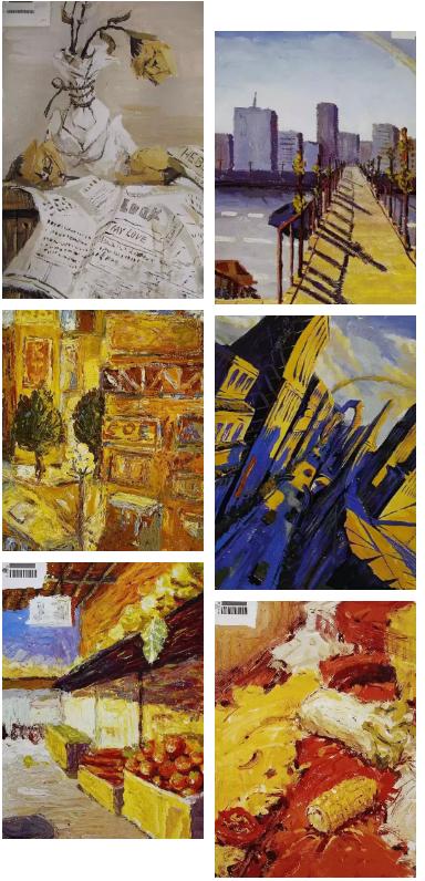 2016年中央美术学院专业考题及高分试卷
