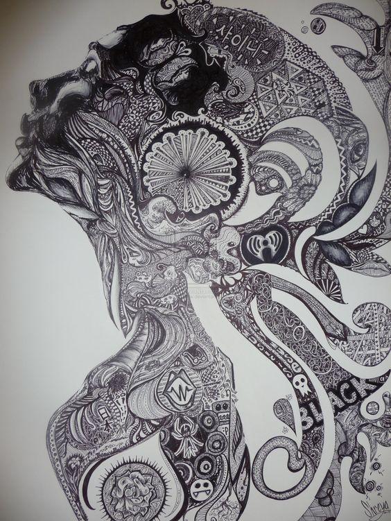 首页 艺术教育 美术学堂 设计类 > 正文    在前面画黑白装饰画的时候