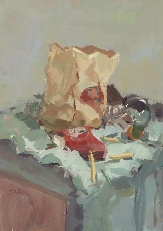 色彩静物-51美术网