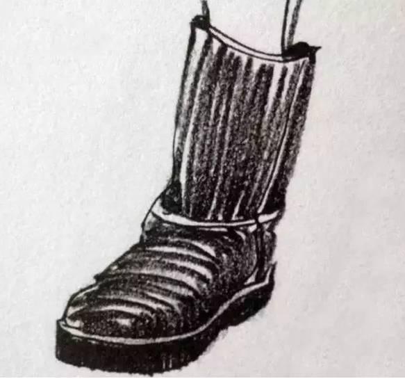 速��局部鞋子