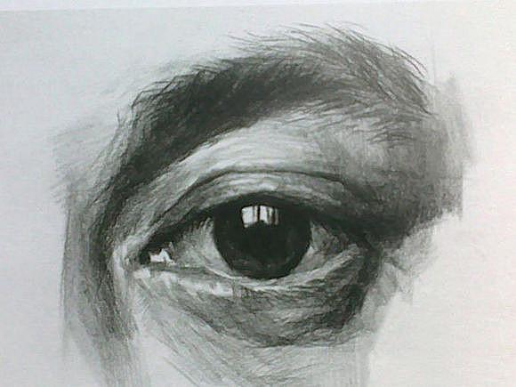 京美考画室:素描眼睛结构解析图文步骤 - 51美术高考网