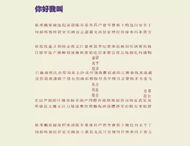 中国美院2017级本科新生数据大揭秘