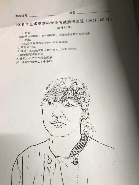 北京服装学院素描考题.jpg