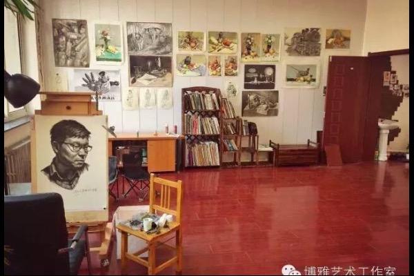 辽阳博雅画室