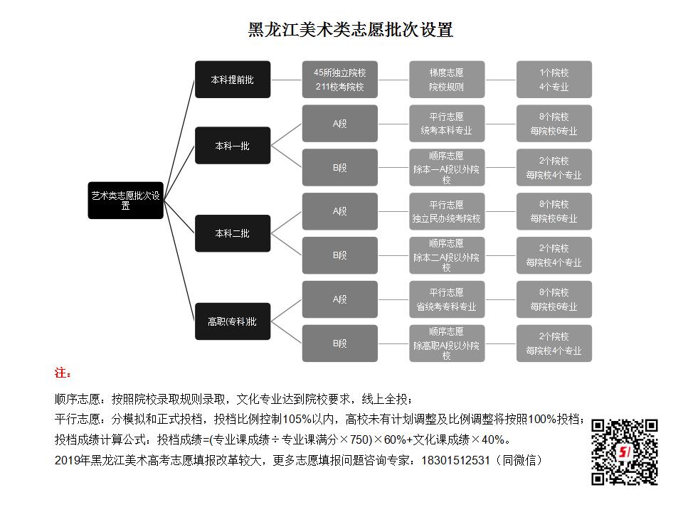 黑龙江美术类志愿批次设置.png